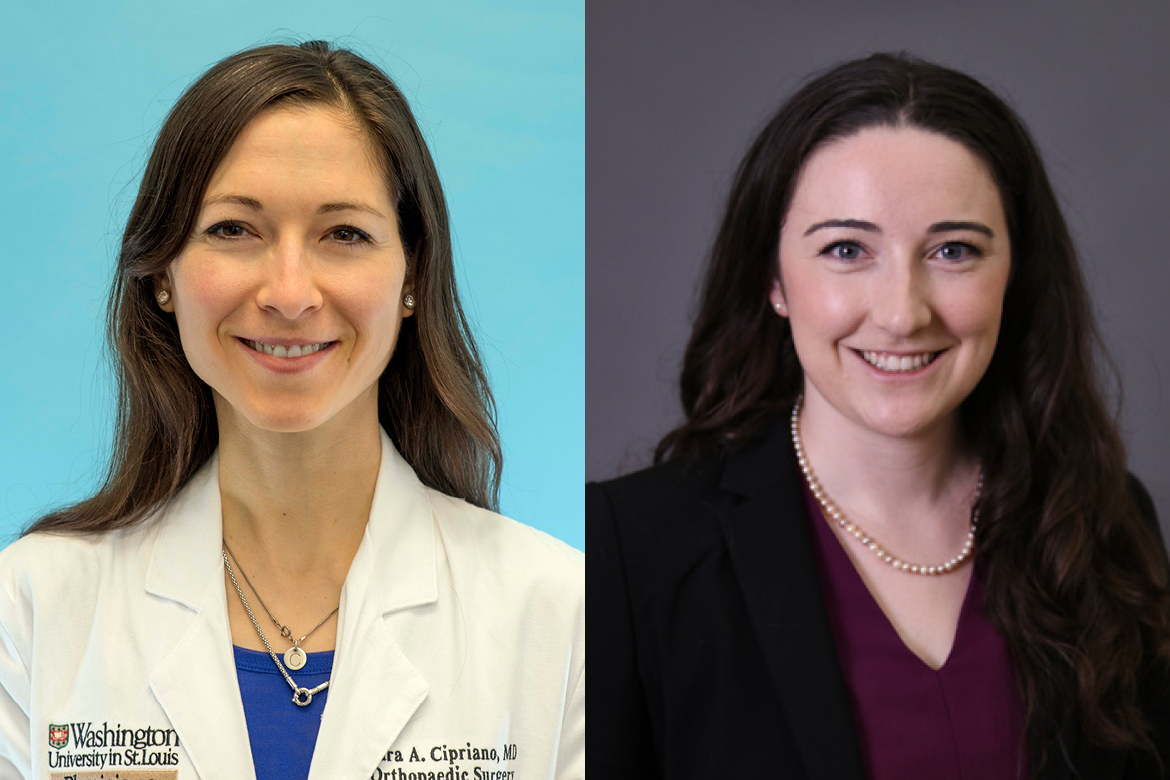 Two honorees for women in medicine event