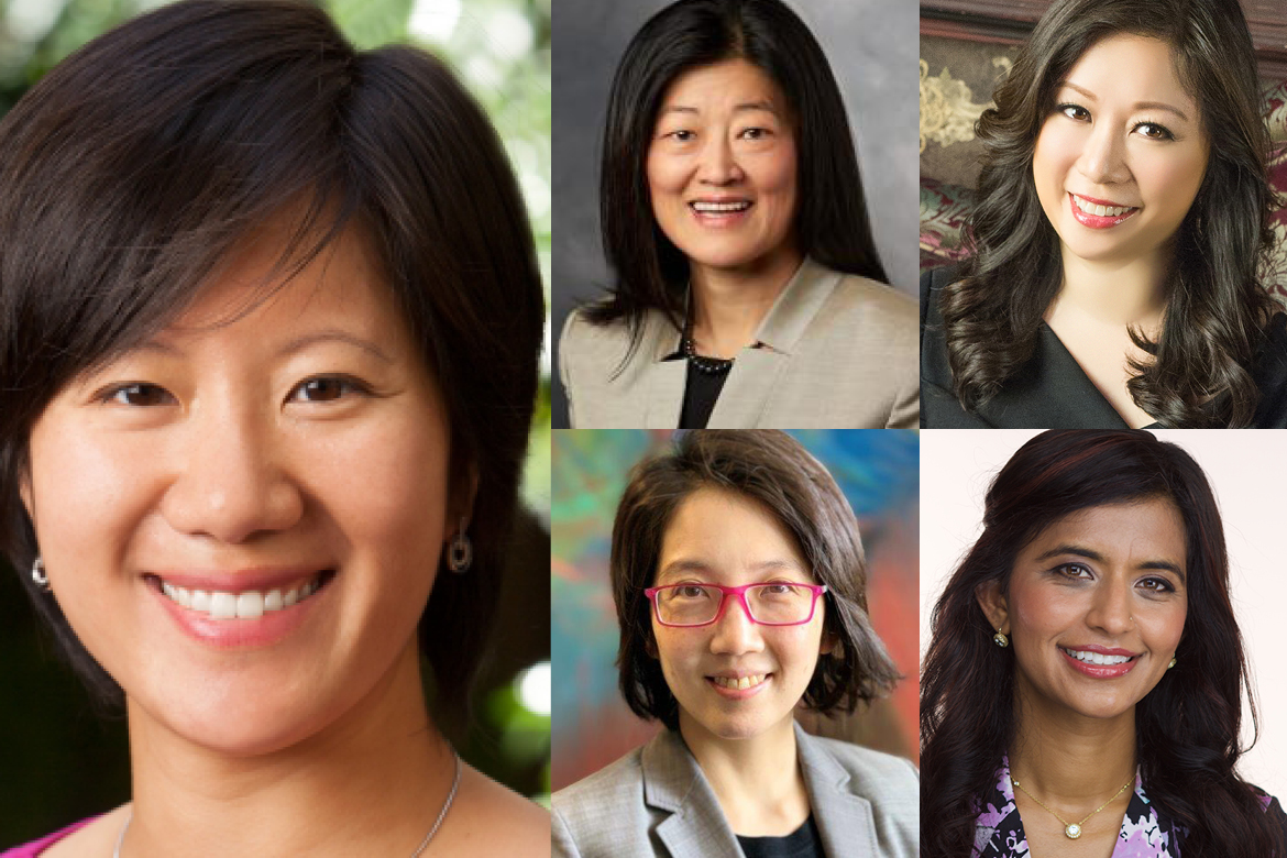Five honorees for women in medicine event