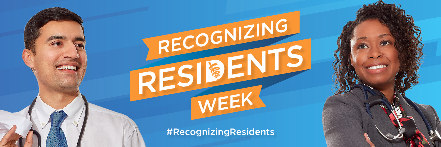 Resident Week Twitter header photo