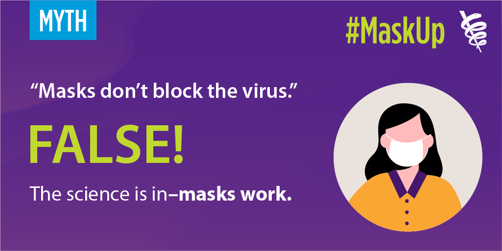 Maskup: Blocking the Virus Twitter