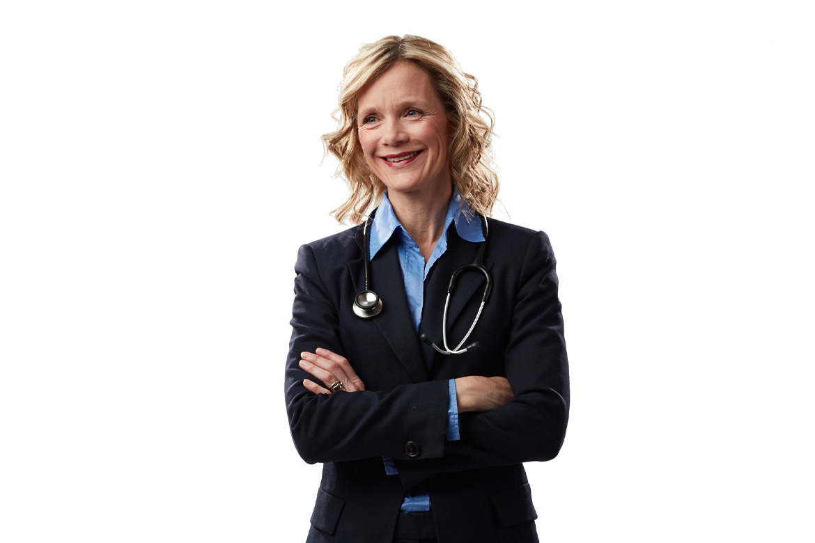 Photo of Lotte Dyrbye, MD, MHPE