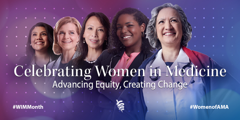 Women in Medicine Month