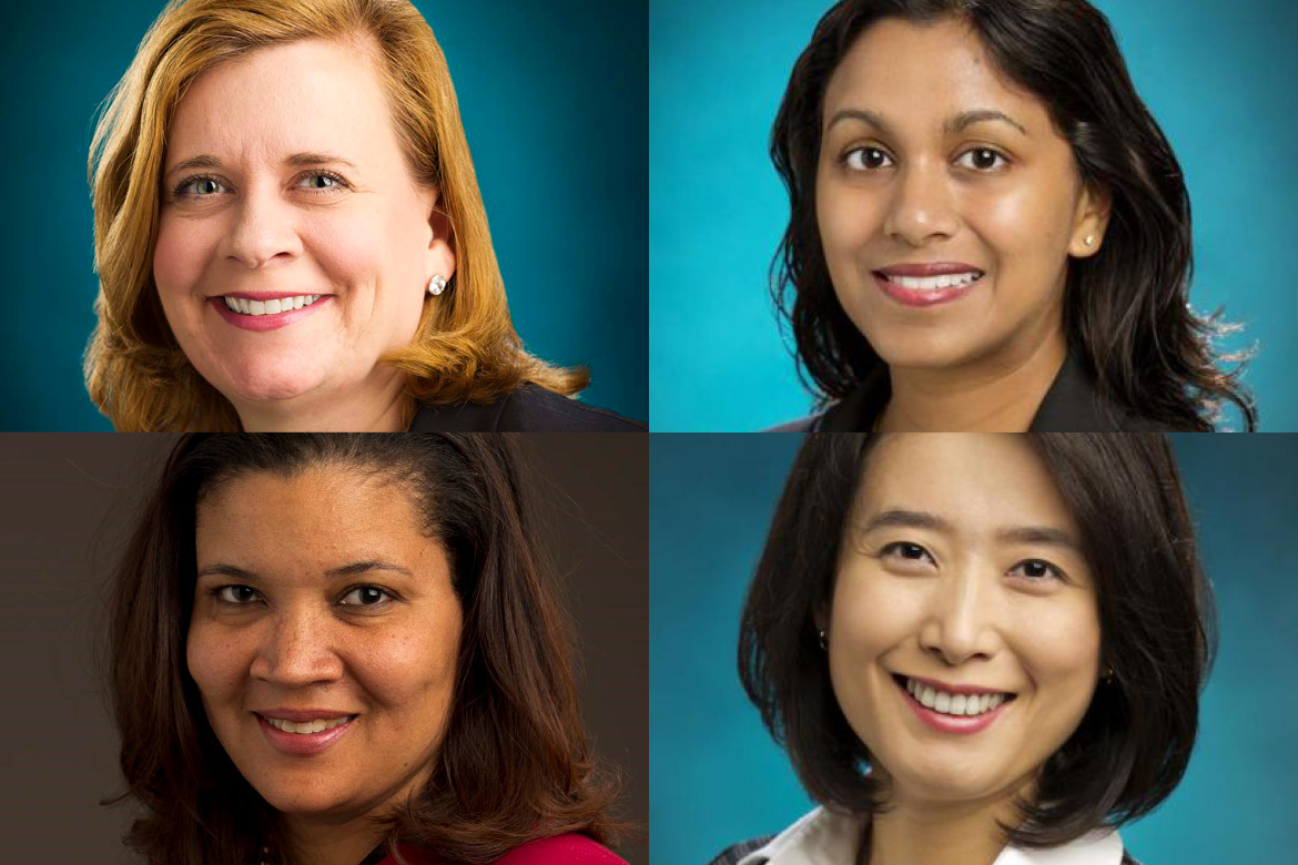 Four honorees for women in medicine event