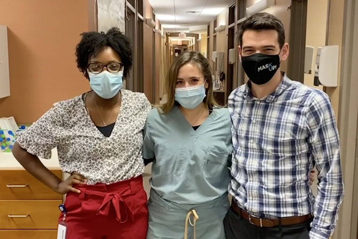 How a medical student-run clinic is navigating the pandemic