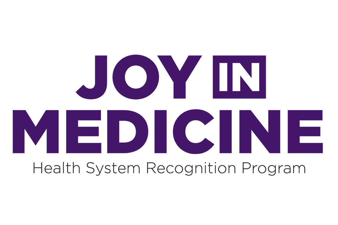 Program overview The Joy in Medicine™ Health System Recognition Program is designed to spark and guide organizations interested, committed or already engaged in improving physician satisfaction and reducing burnout. Representing the AMA's steadfast commitment to advancing the science of physician burnout, this program can empower and propel health systems to reduce burnout so that physicians—and their patients—thrive. This program is intended for health systems with more than 100 physicians and/or advanced