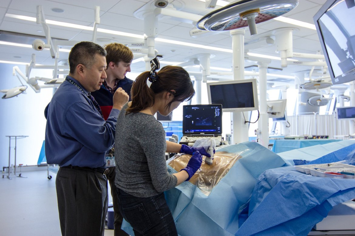 Online, simulation scenarios ready med students for