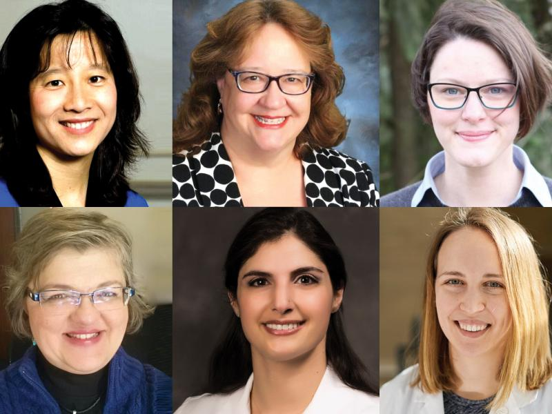 Six honorees for Women in Medicine event
