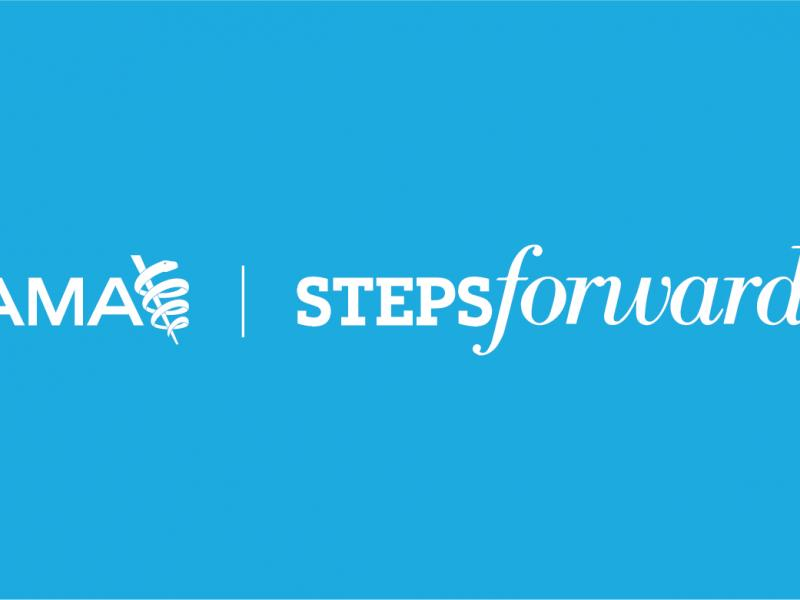 STEPSforward logo