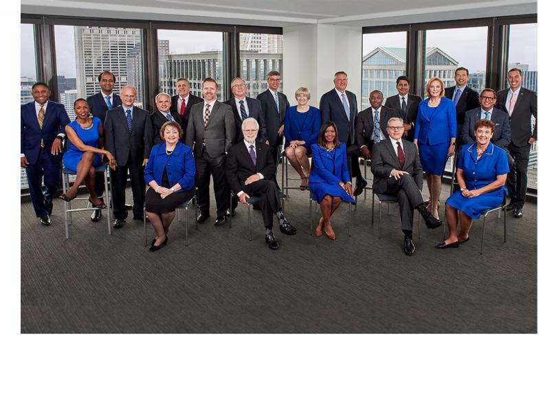 Members of the AMA Board of Trustees 2018-2019