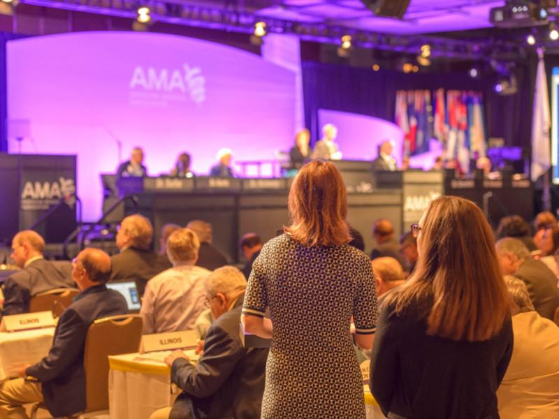 Annual Meeting of the AMA House of Delegates