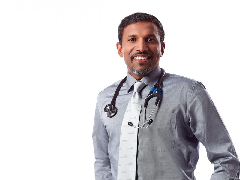 Saby Karuppiah, MD, MPH