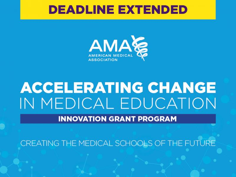 MedEd Innovation Grant Extended
