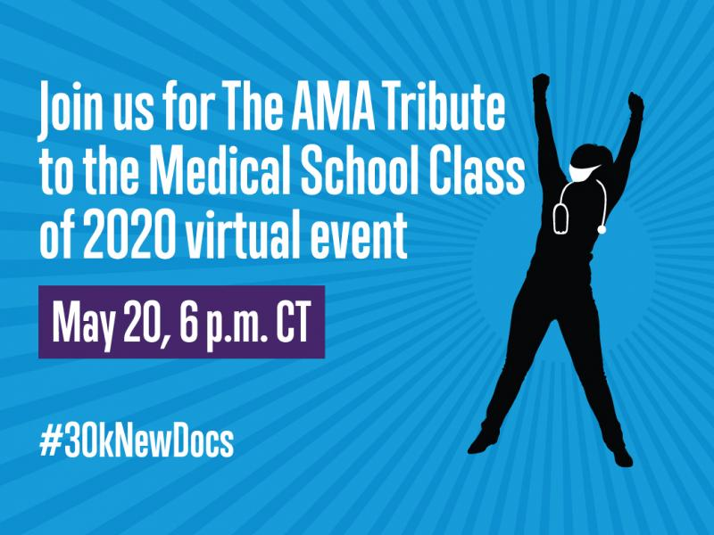 AMA Tribute to the Class of 2020