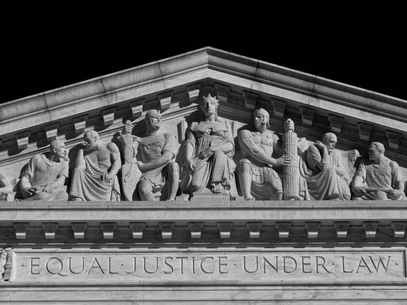 U.S. Supreme Court Building exterior