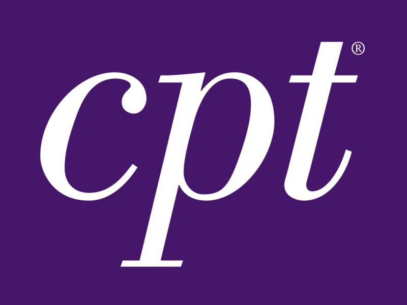 CPT logo on purple background