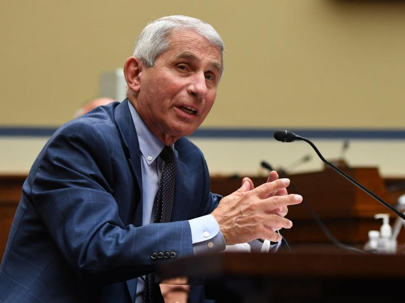 Anthony S. Fauci, MD