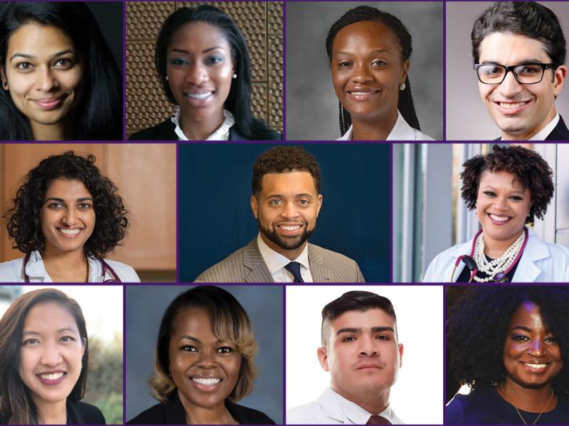 40 under 40 leaders in minority health