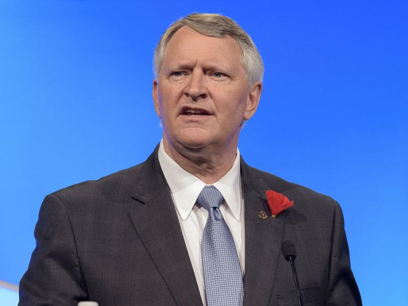 AMA President David O. Barbe, MD, MHA