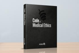 AMA Code of Ethics book cover