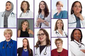Women in Medicine advocates