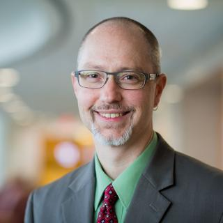 Photo of Colin West, MD, PhD
