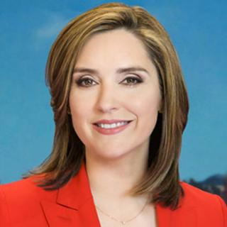 Margaret Brennan, moderator of CBS News premiere Sunday public affairs program Face the Nation.