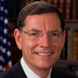 John Barrasso (R), U.S. senator from Wyoming.
