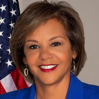 Robin Kelly (D), represents the 2nd Congressional District for Illinois.
