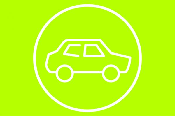 Icon for Member Benefits Plus auto and transportation benefits.