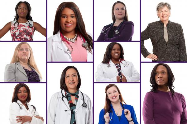 10 women physicians profiled for their work in health disparities field.