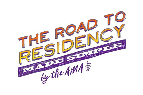 Illustration for FREIDA video: Road to Residency Made Simple