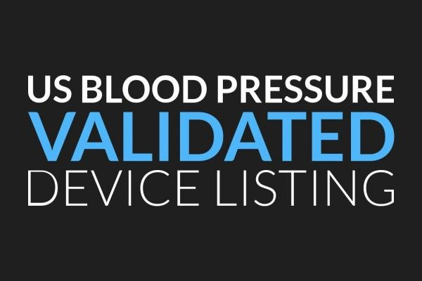 US Blood Pressure Validated device listing