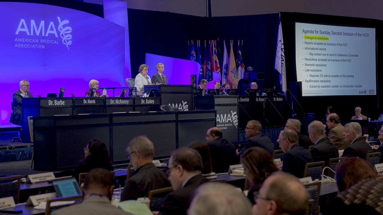 Highlights from the 2018 AMA Interim Meeting | American Medical