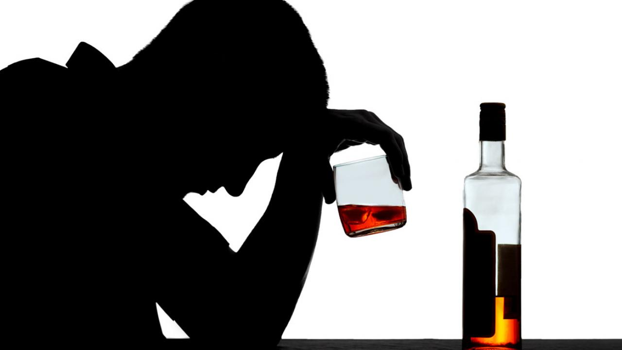 alcoholism is
