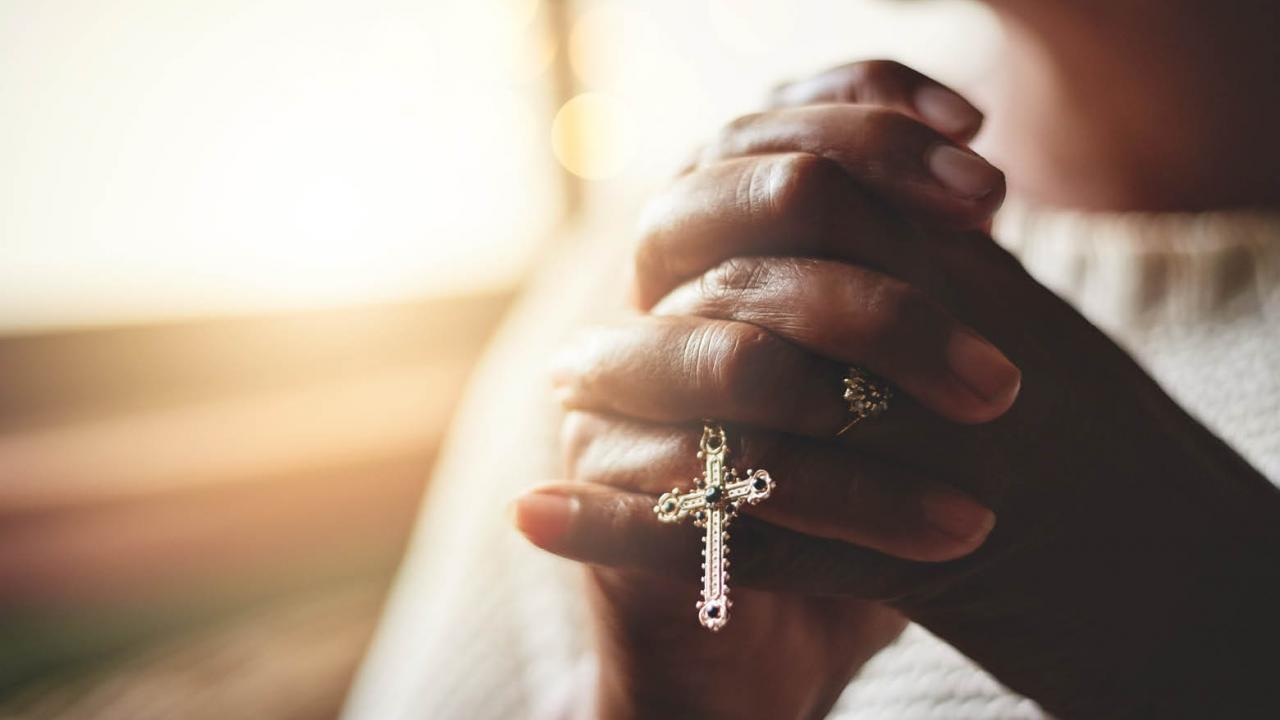 A patient asks to pray with you: How to respond