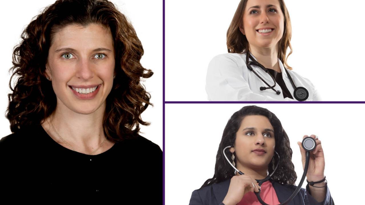 3 women in medicine whose lane is preventing gun violence