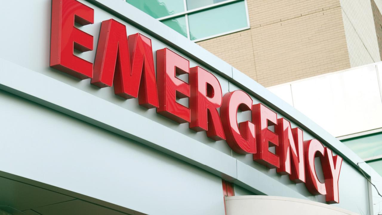 Emergency departments save 25,000 lives, $55 million. Here's how.