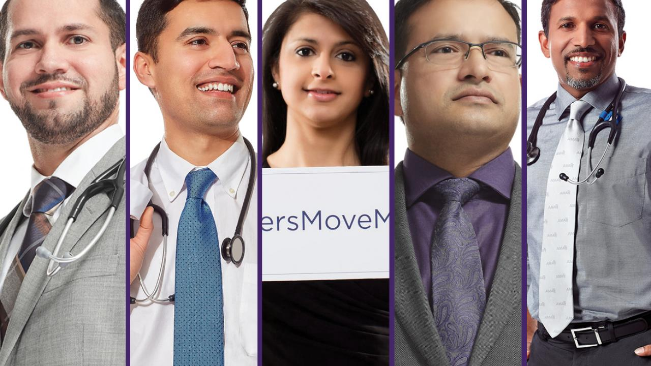 5 IMG physicians who speak up for patients and fellow doctors
