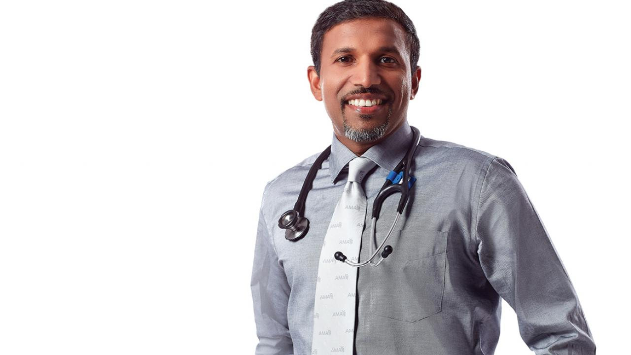 Members Move Medicine: Helping as many people as he can