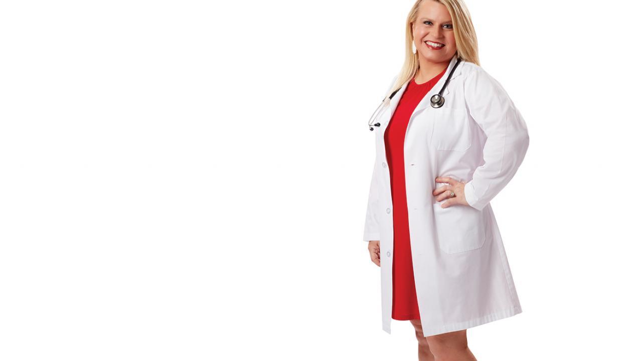 Jennifer J. Bryan, MD: From summer job to enduring passion