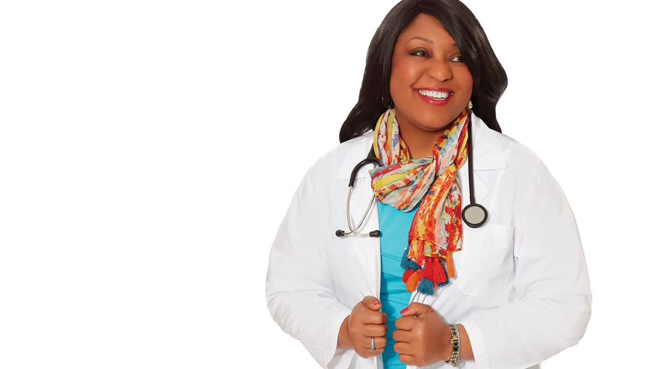 Lou Edje, MD: She helps launch family doctors into practice