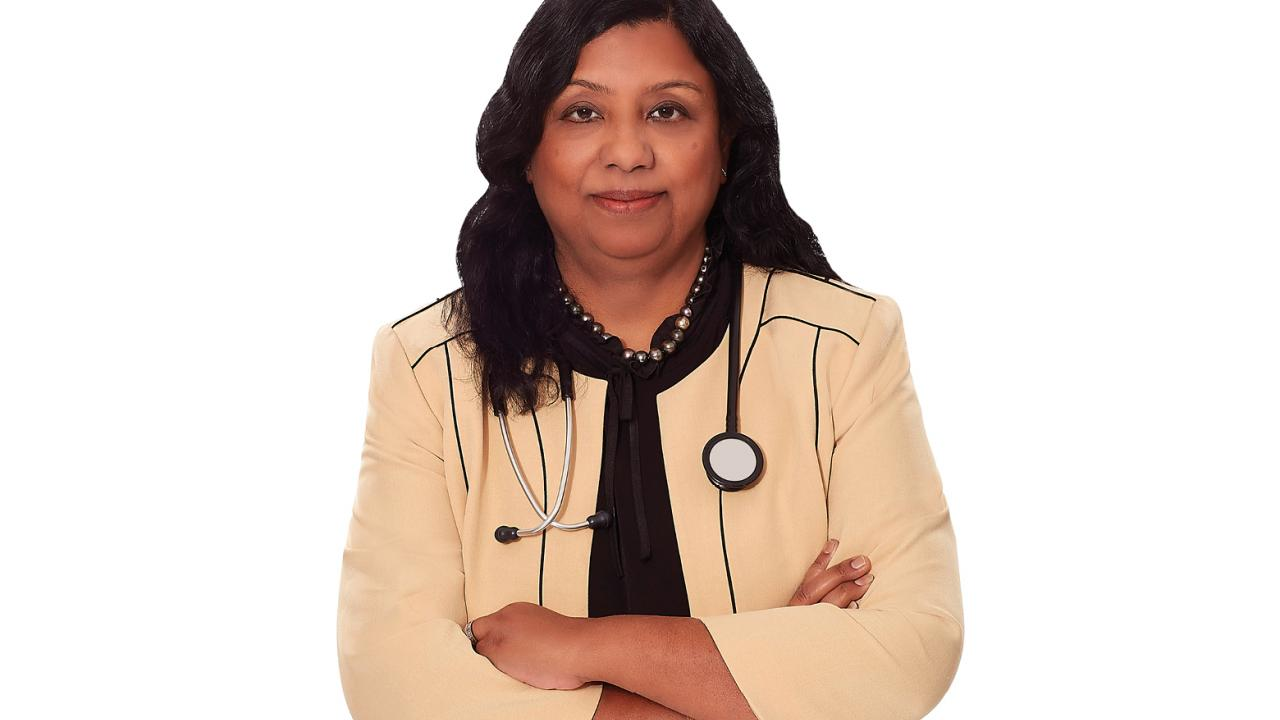 Vijaya Appareddy, MD: Members Move Medicine: From assisting her father to helping patients