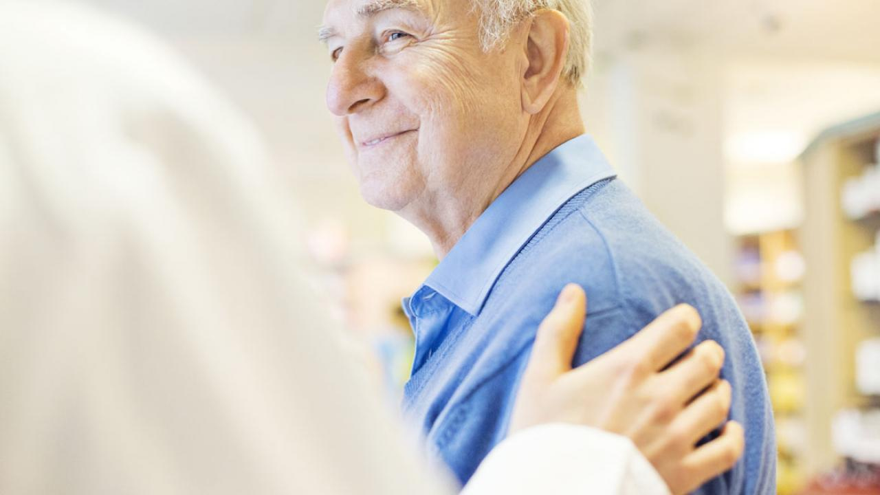 "Avoid ""elder-speak"" with your senior patients"