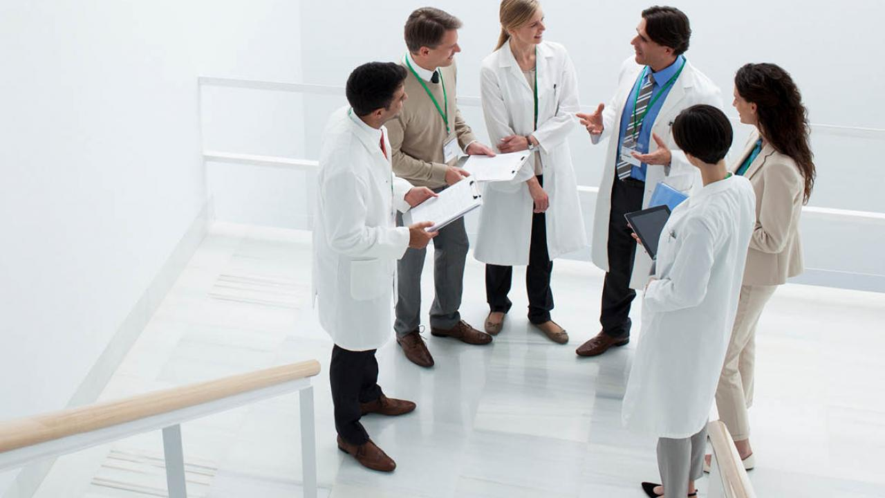 Private practice: 4 ways team-based care can boost the bottom line