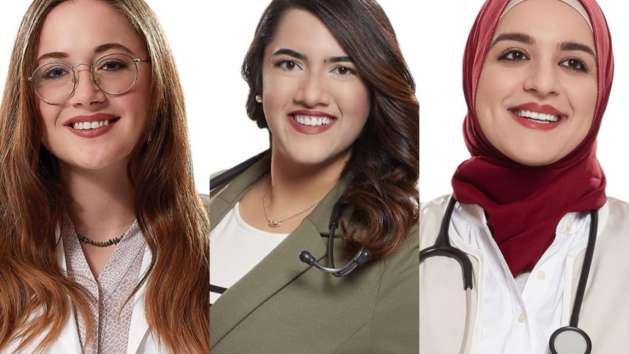 These 3 AMA medical student members have met their Match