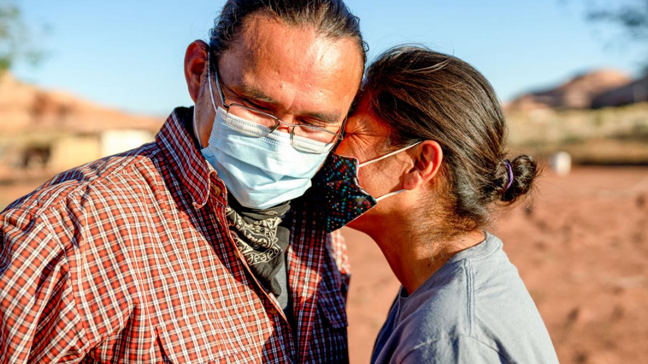 AMA urges HHS to address funding for Navajo COVID-19 hot spot