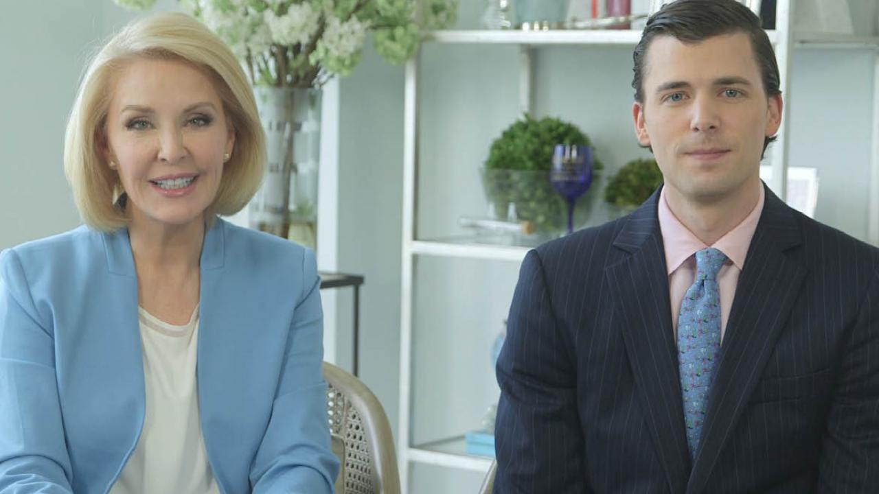 Mother-son doctor duo makes push for vaccine safety