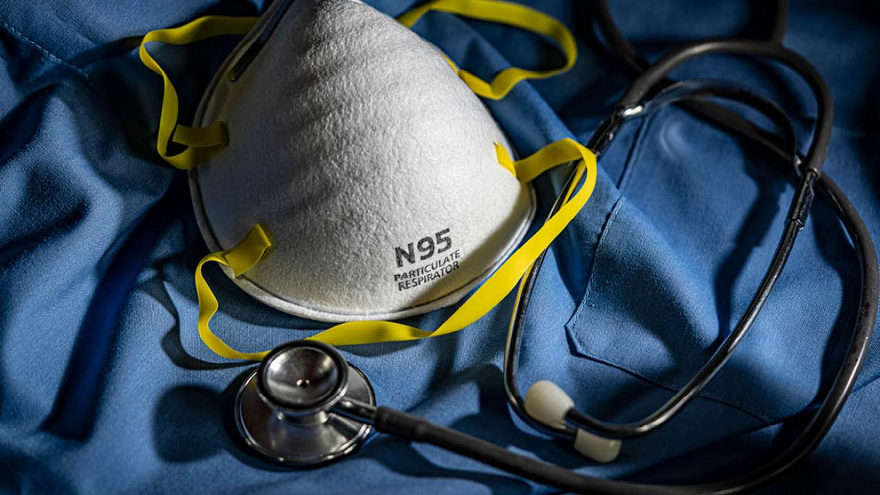 Physician practices are losing out in the scramble for PPE