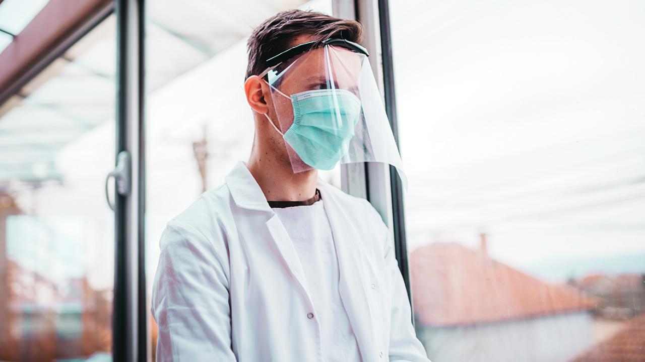 How to ensure PPE access in pandemic? AMA offers 10-step road map