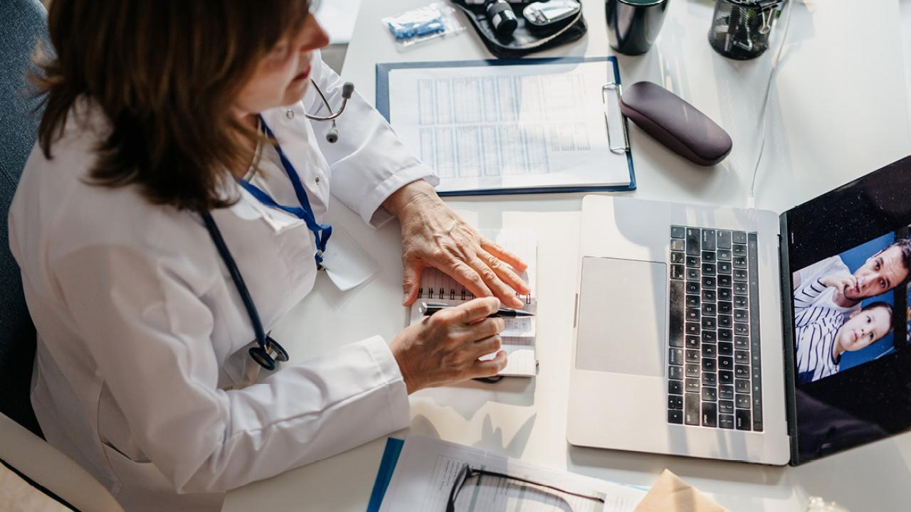 6 best practices to sharpen physicians' use of telehealth